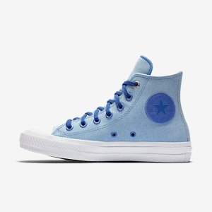 Converse Chuck II Two-Tone Leather High Top Unisex Shoe. Nike.com