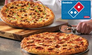 $5 for $10 Domino's eGift Card @Groupon