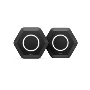 Luma Intelligent Home Wi-Fi System, Black (2-Pack)-417419-2BL - The Home Depot