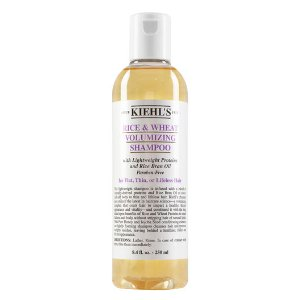 Rice and Wheat Volumizing, Thickening Shampoo Collection - Kiehl's