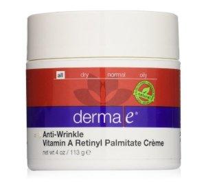$4.28 derma e Anti-Wrinkle Vitamin A Retinyl Palmitate Creme