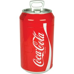 Coca Cola Mini Can Fridge - Walmart.com