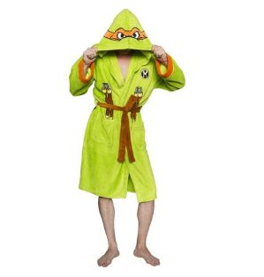 $9.99 Teenage Mutant Ninja Turtles Adult Costume Robe