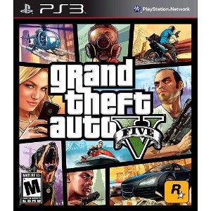 Grand Theft Auto V (PS3/Xbox 360)