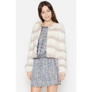 Women's Toshi Fur Jacket made of Fur | Women's New Arrivals by Joie