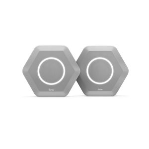 Luma Intelligent Home Wi-Fi System, Gray (2-Pack)-417419-2GR - The Home Depot