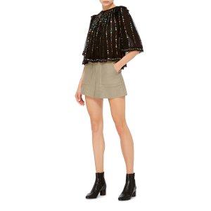 Satie High Waist Shorts by Isabel Marant | Moda Operandi