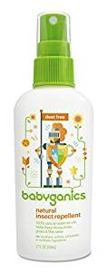 $2.85 Babyganics Natural Insect Repellent, 2 oz, Packaging May Vary
