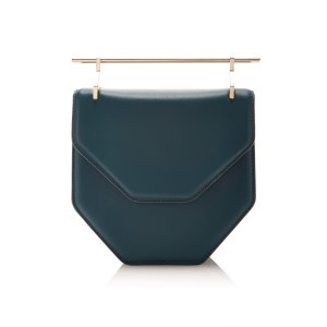 Amor/Fati leather shoulder bag by M2Malletier