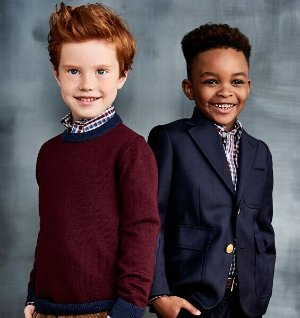 Ends Tonight! Save An Additional 17% OffSemi-Annual Kids Apparel Sale @ Brooks Brothers