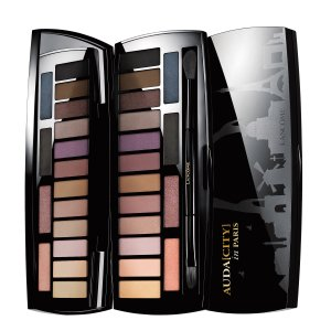 30% OFF Audacity in London and Audacity Paris palettes @ Lancome