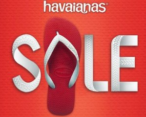 Up to 60% Off Havaianas @ 6PM