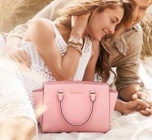 Up to 50% Off+Extra 25% Off MICHAEL Michael Kors Handbags @ Macy's