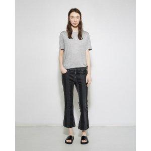 ALEXANDER WANG Trap Stripe Jeans