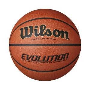 $49.95 Wilson Evolution Indoor Game Basketball Official (29.5