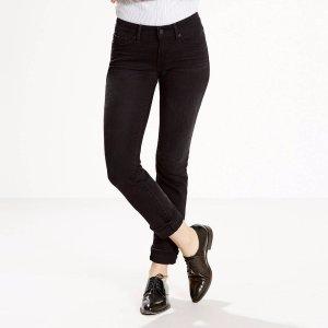 712 Slim Jeans | Black Tide |Levi's® United States (US)