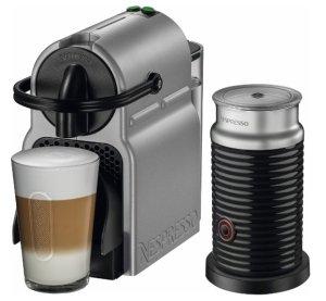Nespresso Inissia Espresso Maker - Silver