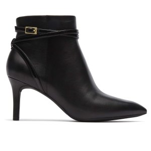 Total Motion®Pointed Toe Strap Bootie | Rockport®