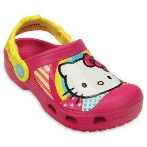 Kids' Hello Kitty® Rainbow Clog
