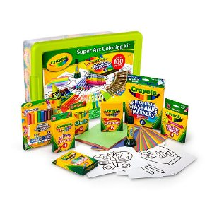 Start! 2016 Black Friday! 50% Off Crayola Coloring Arts & Crafts Kits