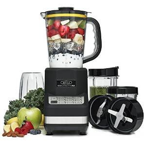 $39 BELLA 14285 Rocket Extract Pro Plus Multi-Functional Blender, Black