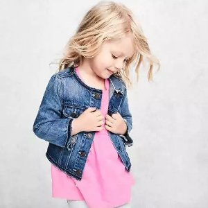 Extra 40% OffBaby and Kid's Clothing @ Gap