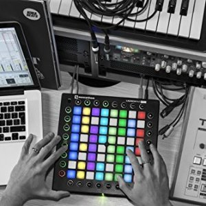 $229.99(原价$399.99)Novation Launchpad Pro USB Midi 控制板