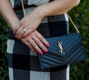 Up to $200 Off with Saint Laurent Chain Handbags Purchase @ Saks Fifth Avenue