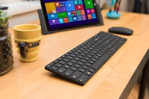 Microsoft Designer Bluetooth Desktop Keyboard and Mice