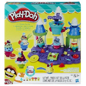 Play-Doh Ice Cream Castle - (Colors/Styles Vary) - Hasbro - Toys