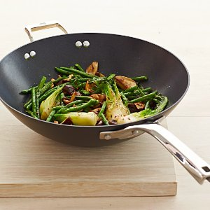 Calphalon Elite Nonstick Wok | Williams-Sonoma