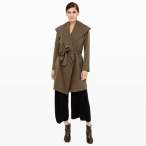 Womens   Coats and Trench Coats   Hanne Trench Coat   Club Monaco