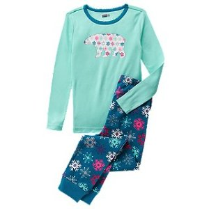 Polar Bear 2-Piece Pajama Set at Crazy 8