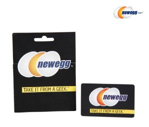 $25 Newegg $25 Gift Card+ $5 Promotional Gift Card