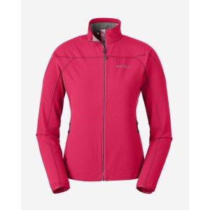 Women's Sandstone Soft Shell Jacket | Eddie Bauer