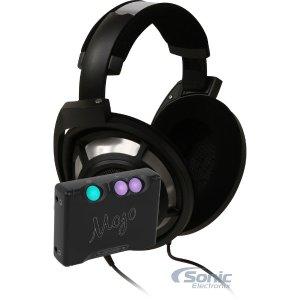 Sennheiser HD800s + Chord Mojo DAC Amp