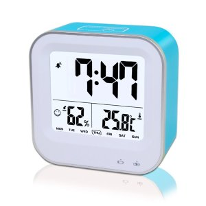 Samshow Rechargeable Digital Clock