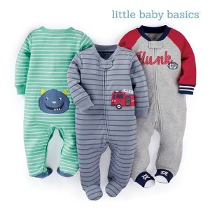 70% Off + Extra 25% Off Select Baby Sleep and Play One Piece @ Carter's