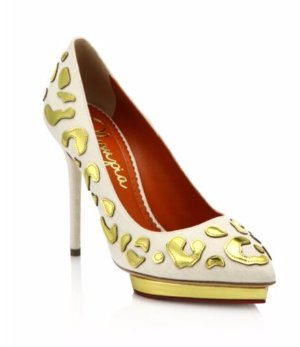 Up to 64% Off Charlotte Olympia Shoes @ Saks Off 5th
