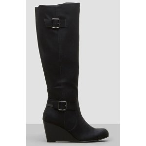 MAGNOLIA TALL WEDGE BOOT