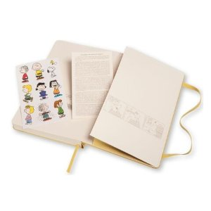 Moleskine 2017 Peanuts Ltd. Edition Daily Large Planner, Hard Cover, Yellow, 5 x 8.25 in. | Jet.com