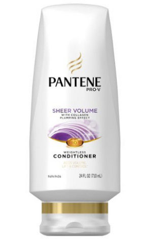 Pantene Pro-V Sheer Volume Conditioner 24 fl oz(Pack of 3)