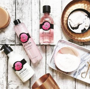 40% Off Sitewide + Free Shipping @ The Body Shop