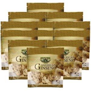 American Ginseng Slice Small Size 1oz bag x 10
