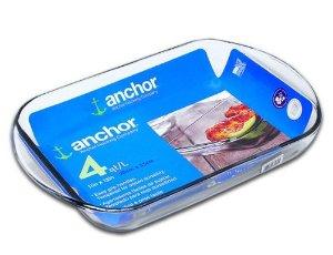$5.97 Anchor Hocking Bake Dish, 4-Quart