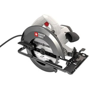 PORTER-CABLE PC15TCS 15 Amp Heavy-Duty Circular Saw, 7-1/4