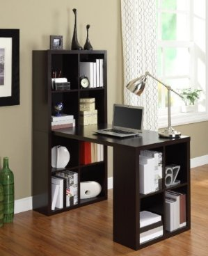 Lowest price! $88.79 Altra London Hobby Desk, Espresso