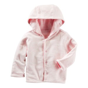 Reversible French Terry Hoodie | Carters.com