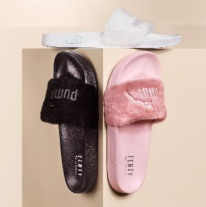 $80PUMA the Fur Slide Sale @ Zappos