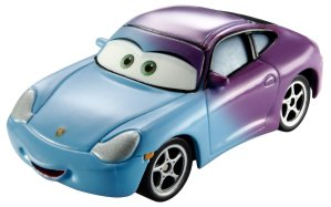 $5.99 Disney/Pixar Cars Color Change 1:55 Scale Vehicle, Sally